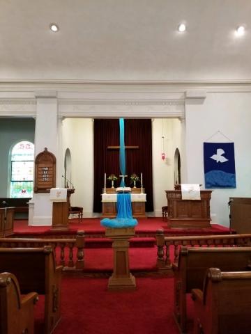 Jesus Baptism 2020