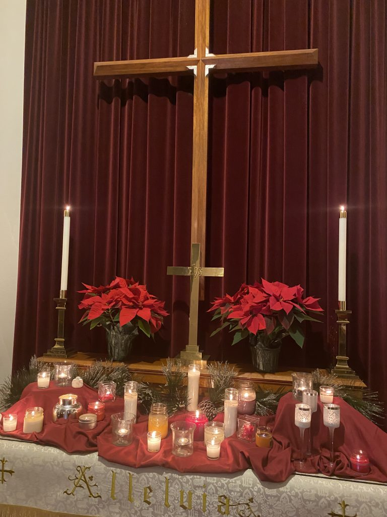 Christmas Eve Service, December 24, 2020