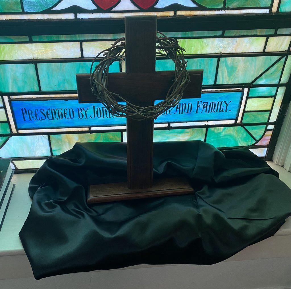 Lent Window 2021