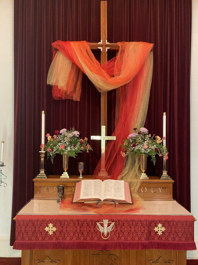 Pentecost Sunday, May 23, 2021